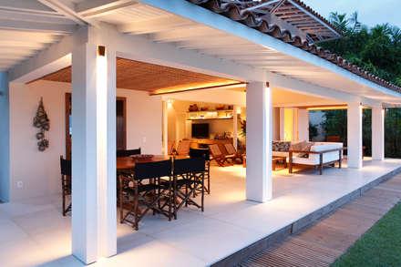 Terrace by Escala Arquitetura