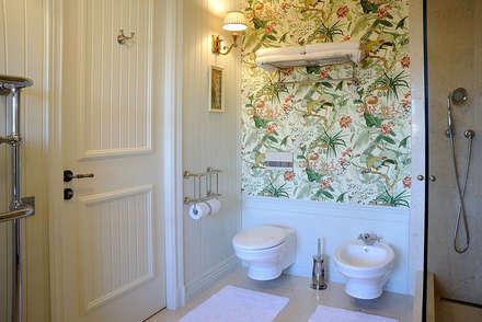 ห้องน้ำ by DecorAndDesign
