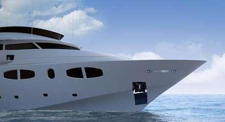 modern Yachts & jets by Coup de Grâce  design & events