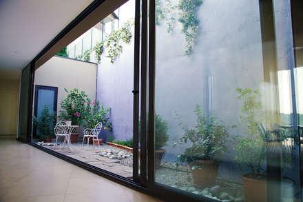 Giardino Dinverno In Casa : Giardino d inverno in stile rurale idee homify
