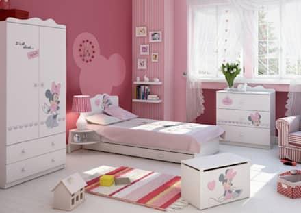 kinderzimmer einrichtung inspirationen ideen und bilder. Black Bedroom Furniture Sets. Home Design Ideas