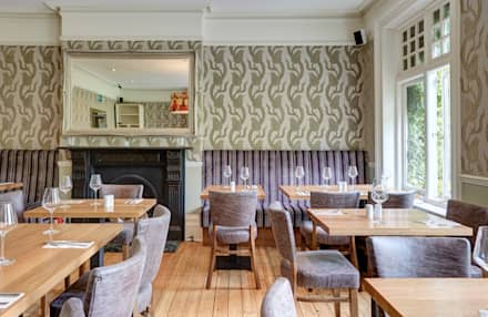 Dining Area:  Gastronomy by White Linen Interiors Ltd