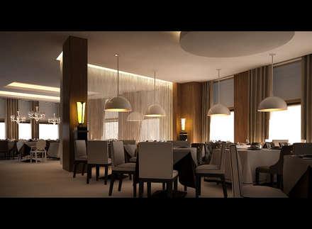 HOTEL:  Hotels by Esra Kazmirci Mimarlik