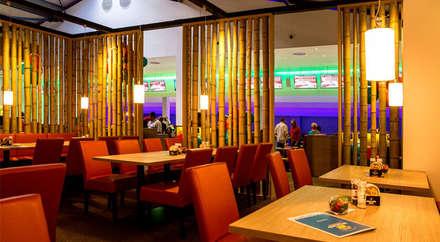 Moderne gastronomie architektur design homify for Innenarchitekt gastronomie