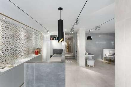 LIVE - Restaurante e SPA Showroom LoveTiles: Cozinhas modernas por Ana Rita Soares- Design de Interiores