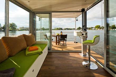 yacht jet inspirationen homify. Black Bedroom Furniture Sets. Home Design Ideas