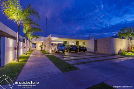 Carport by Grupo Arquidecture