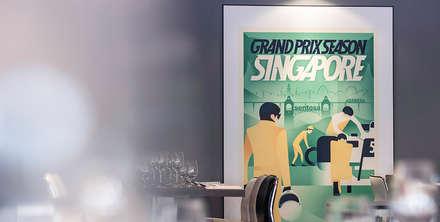 Singapore Grand Prix:  Stadiums by elliot James Pte Ltd