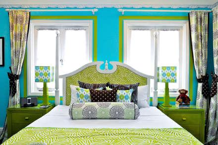 International Prop Award Winner-Best Interior Design Singapore 2013: colonial Bedroom by Design Intervention