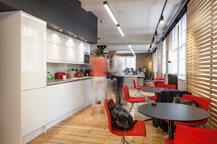 Beats:  Offices & stores by K2 Space