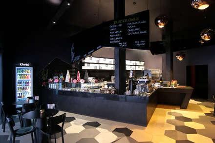 Blackflower Patisseries -Australia:  Gastronomy by Corner-S Architectural Design (Australia)