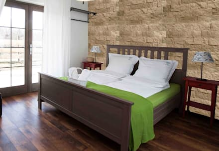 country Walls & floors by PANESPOL, Surface Lovers
