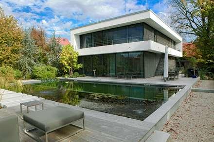 Anwesen in Freising: moderne Häuser von Herzog-Architektur