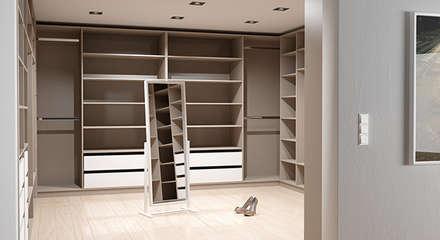 ankleidezimmer einrichtung ideen inspiration und bilder homify. Black Bedroom Furniture Sets. Home Design Ideas