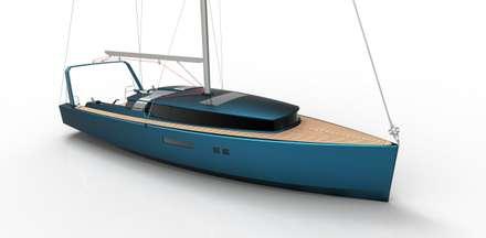 modern Yachts & jets by LASTA DESIGN STUDIO