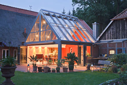 modern Conservatory by Friedrich Ahlers GmbH