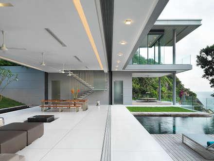 Original Vision: modern Living room by Original Vision