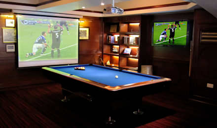 Pool Table: colonial Spa by Oui3 International Limited