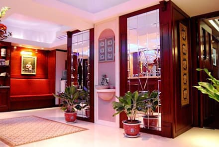 Entrance Area: colonial Spa by Oui3 International Limited