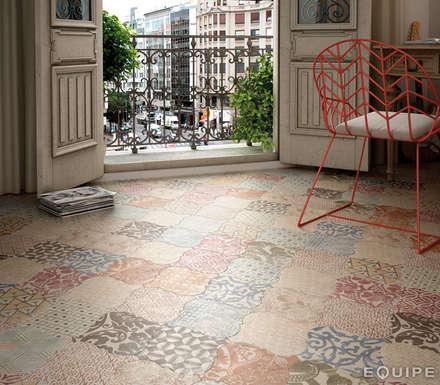 Стены в . Автор – Equipe Ceramicas