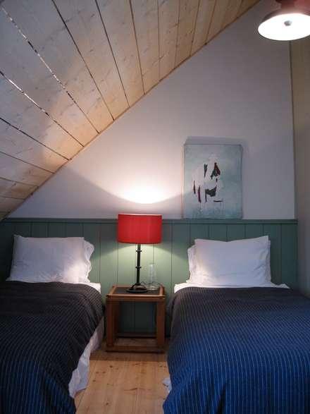 gstezimmer moderne schlafzimmer von tredup designinteriors - Moderne Einrichtung Schlafzimmer