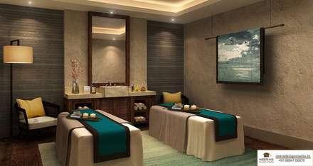 spa design spa by neeras design studio - Spa Design Ideas