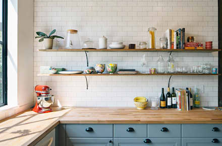 Mi cocina GRANGE: Cocinas de estilo moderno por Grange México