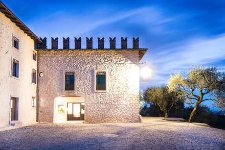 Casa rurale idee ispirazioni homify for Piani di casa in stile artigiano nord ovest