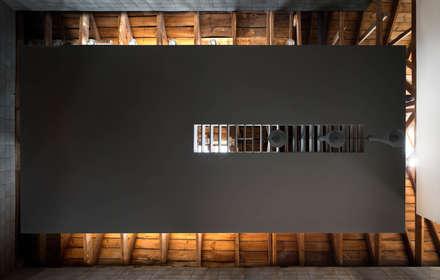 유진이네 집수리(YUJIN'S JIP-SOORI): 무회건축연구소의  다이닝 룸
