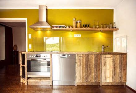 Rustikale Küchen Ideen, Design und Bilder | homify | {Rustikale küchen 17}