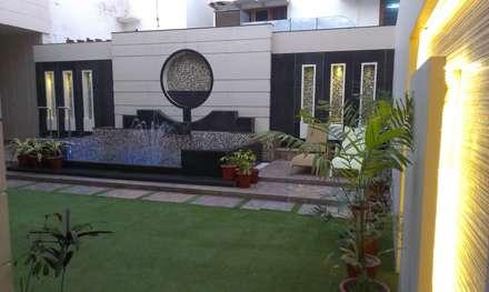 Residence M-35: modern Garden by ArchiDes