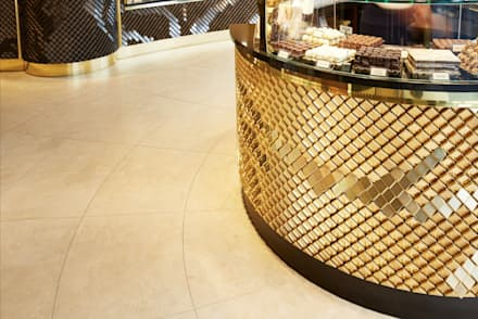 Butlers Chocolate Cafe, T1:  Airports by Giles Miller Studio