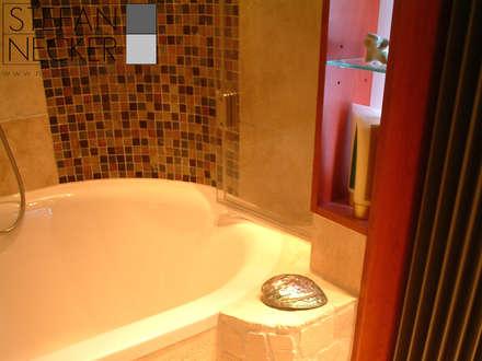 asiatische badezimmer einrichtungsideen und bilder homify. Black Bedroom Furniture Sets. Home Design Ideas