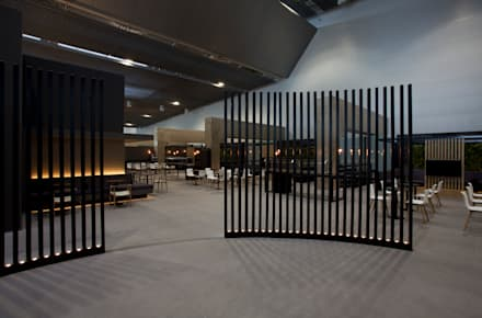 : Aeroportos  por Leticia Nobell Arquitetos