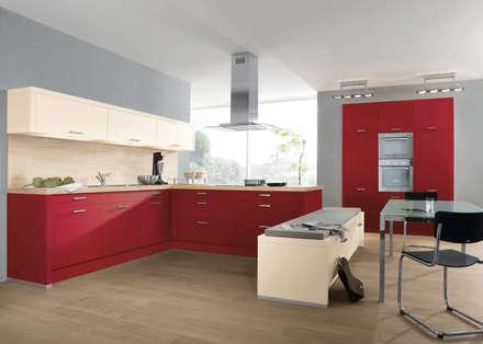Individuelle Küchen: Moderne Küche Von Kiveda Deutschland GmbH