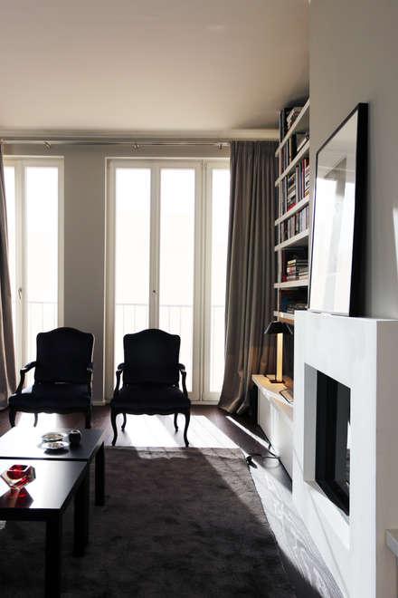 Wohnzimmer I: Moderne Wohnzimmer Von Tredup Design.Interiors
