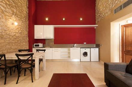 Hoteles de estilo  por Gramil Interiorismo II