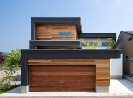 M4-house [ House of Overlap ]: Architect Show co.,Ltdが手掛けた家です。