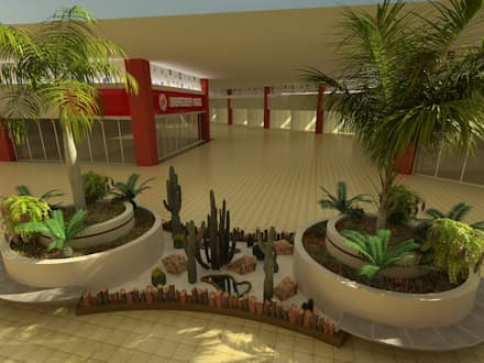 Jardines ideas im genes y decoraci n homify for Diseno de jardines mexico df