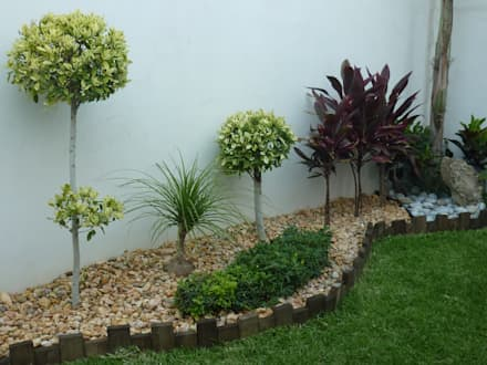 Jardines ideas im genes y decoraci n homify for Decoracion de jardines exteriores fotos