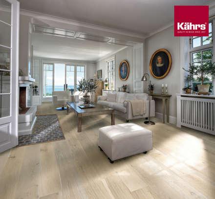 Avanti Collection Garmisch - Eiche: koloniale Wohnzimmer von Kährs Parkett Deutschland