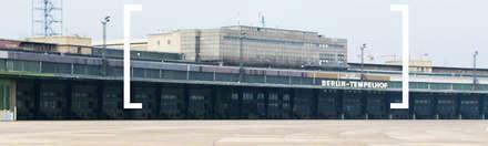Open Plan Office:  Flughäfen von blumprodukt