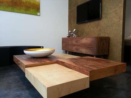 Show Apartment Frauenstrasse 33:  Ladenflächen von luanna design