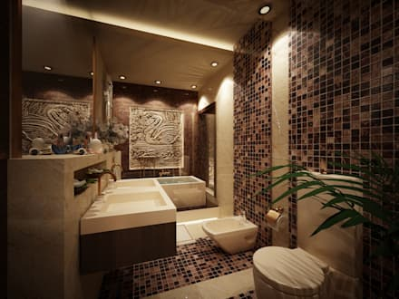 Bathroom design ideas, inspiration & pictures   homify
