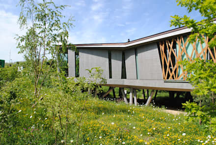 Maggie's Centre, Oxford:  Clinics by babylon design and plants