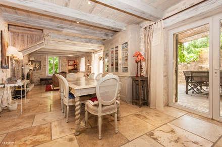 L'envers du décor: Salle à manger de style de style eclectique par Pixcity, Agence de photographie