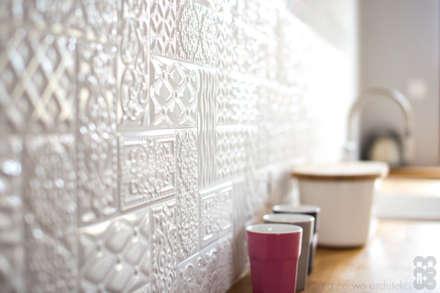 Walls by NA NO WO ARCHITEKCI