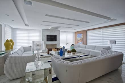 classic Living room by Samara Barbosa Arquitetura