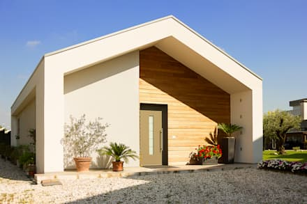 minimalistic Houses by Arch. Stefano Tonellotto