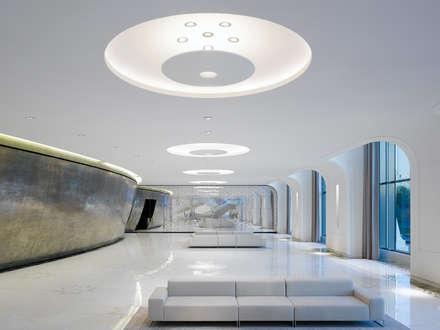 Kongresszentrum Tashkent | Usbekistan:  Kongresscenter von Baierl & Demmelhuber Innenausbau GmbH